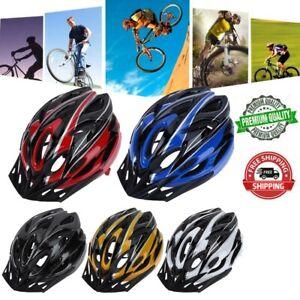 Herren Damen PC + Eps Ultraleicht 18 Lüftungsöffnungen Fahrrad Fahrradhelm