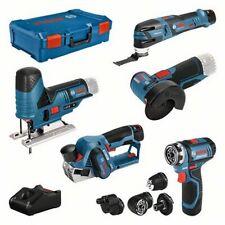 Bosch 12V 5 tool KIT + GBA + GAL + XL-boxx 0615A0017D Akku 2x 2,0Ah 1x 3,0Ah