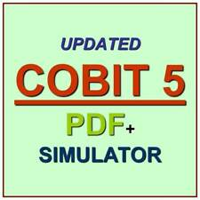 ISACA COBIT 5 Foundation Exam Test QA PDF+Simulator