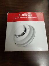 2-New- DSC WS4916 Wireless Photoelectric Smoke Detectors