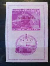 Jugoslawien Block 4B  MNH