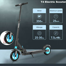 8'Adult Elektroroller 36V Batterie 350W Motor E-Scooter 25kmp/h Faltbar Escooter