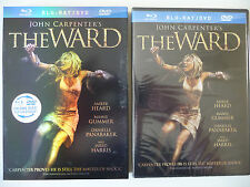 NEW/SEALED - John Carpenter's The Ward (Blu-ray/DVD, 2011, DVD/Blu-ray)