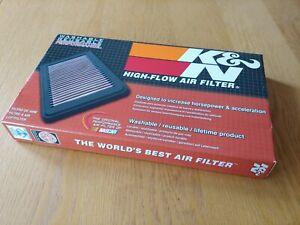 K&N 33-2676 High Flow Performance Air Filter Panel Mazda MX5 Mk2 2.5 NB 1.6 1.8