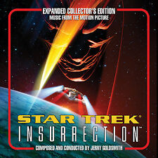 Star Trek Insurrection - Complete Score - Limited Edition - Jerry Goldsmith