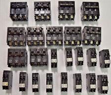 LOT 24 x New Circuit Breaker Murray 100, 60, 20, 15 Amp - 3 & 2 Pole