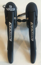 Campagnolo Xenon 9spd ergopower shifters, pair, NEW