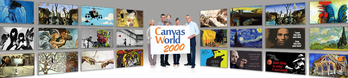 Canvas World 2000