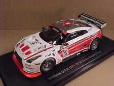1/43 Ebbro Diecast Nissan GT-R GT1, '10 FIA GT1, Swiss