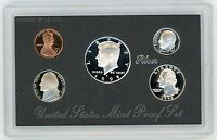1998 United States Silver PROOF Coin Set - U.S. Mint