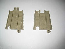 THOMAS THE TANK ENGINE TRACKMASTER ADAPTERS Lot of 2- MALE & FEMALE SET! F57