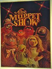 muppets licensed 80s vintage retro tshirt print, NOS