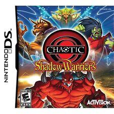 Chaotic: Shadow Warriors  (Nintendo DS, 2009)