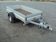 Humbaur HA 152513, ALU- Pkw- Anhänger 1500 kg, 251 x 131 x 35 cm, SOFORT