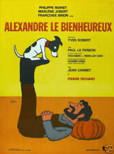 133229 Alexandre le bienheureux Philippe Noiret Decor LAMINATED POSTER FR