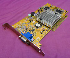 Asus Geforce MX440 V8170DDR/D/64M REV 1.01 AGP 64MB Tarjeta Gráfica con RGB