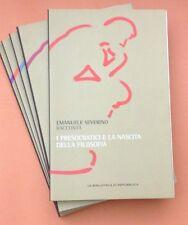 FILOSOFIA : Emanuele SEVERINO racconta i Presocratici e la Filosofia *Perfetto*