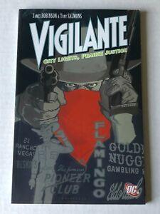 Vigilante City Lights Prairie Justice Paperback TPB/Graphic Novel DC Comics 2009