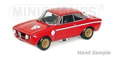 ALFA ROMEO GTA 1300 JUNIOR 1971 RED 1:18 Minichamps