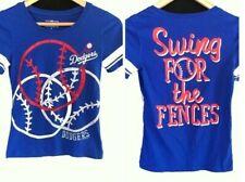 Girls Genuine Merch 5th & Ocean MLB Los Angeles Dodgers T-Shirt Size 12 NWT