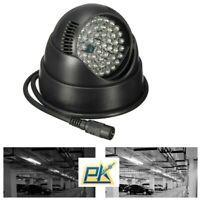 48 LED Illuminator Infrared Light Lamp CCTV Security Camera Night Vision IR