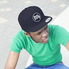 TEQ Old School Toyota Embroidered Flatbrim Snapback hat by Reefmonkey