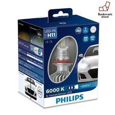 New PHILIPS LED Headlight Bulb H11 6000K 1350lm 12V 22W X-treme Ultinon  Japan