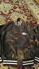 Vintage A&W Rootbeer Sateen Jacket Size XL