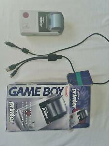 Nintendo Gameboy Printer