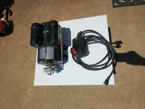 """1 1/2 HP Delta Motor 10"""" Contractor Table Saw 115/230V, Cords, Plugs, Switch Box"""