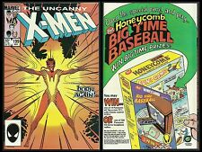 UNCANNY X-MEN #199 NM (Marvel 1985) 1st FREEDOM FORCE CGC IT!