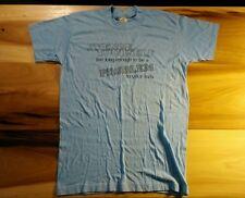 Vtg 70's 80's Devknit Paper Thin T Shirt Parents Kids Funny Hipster Comfy soft