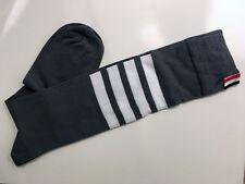 THOM BROWNE Classic 4 bar striped socks