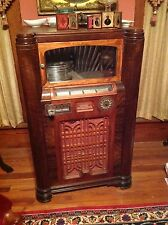 Antique Wurlitzer 412 Jukebox Circa 1936