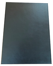 A4 menu cover with inside pocket Buckram Bookcloth (Pack of10) FREE FREIGHT
