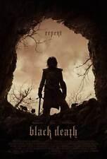 BLACK DEATH Movie POSTER 27x40 Sean Bean Eddie Redmayne Carice van Houten David