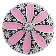 Snap It Button Chunk Charm Fit Snaps Jewelry   **We Combine Shipping**