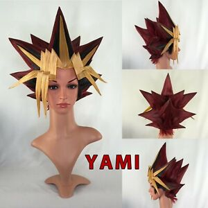 Yami Yugi Cosplay Wig