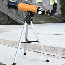 New 120x Refractive Astronomical HD Monocular Spotting Scope Telescope Tripod