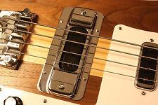 Rickenbacker 4003 Bass aftermarket Treble Bezel Deluxe Smooth Chrome