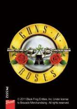 GUNS N ROSES classic logo - ACRYLIC KEYCHAIN official merchandise