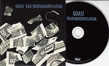 QUASI R&B Transmogrification 2016 UK 14-track promo CD Sleater Kinney