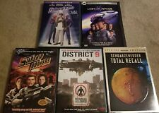 Galaxy Quest, Lost In Space, Starship Troopers, District 9 & Total Recall Dvd