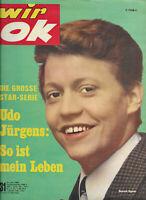 wir ok Nr.31 vom 25.7.1966 Rolling Stones, Roy Black, Udo Jürgens, Nancy Kwan...