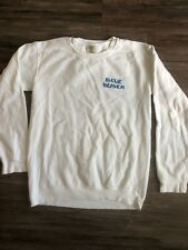 Vintage Blue Heaven Key West Florida Bar Beach Sweater Sweatshirt Mens Sz Small