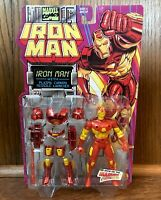 Plasma Cannon Iron Man Vintage Marvel Action Figure 1994 Toybiz 90s Avengers