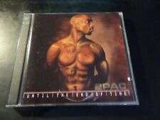 CD DOUBLE ALBUM - 2PAC - UNTIL THE END OF TIME
