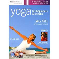 Yoga for Beginners and Beyond 0633023950092 DVD Region 1