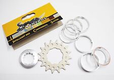 Mr.Control Single Speed Conversion Kit for 7 to 11 Speed Multi-Fit Bicycles MTB