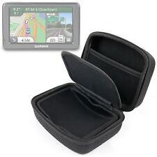 Compatible with Transcend DrivePro 220 DURAGADGET Black Protective EVA Carry Case w//Belt Loop 200 100 /& 520 Dash Cameras